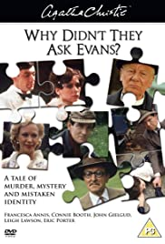 Why Didn't They Ask Evans? (1980) Poster - Movie Forum, Cast, Reviews