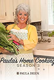 Paula's Home Cooking Poster - TV Show Forum, Cast, Reviews