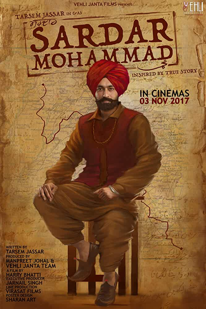 Sardar Mohammad 2017 Punjabi 720p WEB-DL 700MB