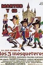 Image of La loca historia de los tres mosqueteros
