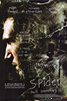 Spider (2002) Poster