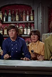 Monkees in a Ghost Town Poster