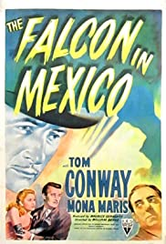 The Falcon in Mexico Poster