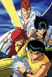 Yu Yu Hakusho: Ghost Files Poster - TV Show Forum, Cast, Reviews