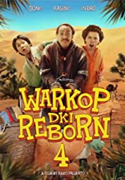 Warkop DKI Reborn 4 poster