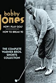 How I Play Golf, by Bobby Jones No. 9: 'The Driver' Poster