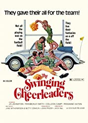 The Swinging Cheerleaders poster