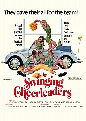 Movie The Swinging Cheerleaders (1974)