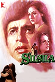 Silsila (1981) Poster - Movie Forum, Cast, Reviews
