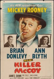Killer McCoy (1947) Poster - Movie Forum, Cast, Reviews