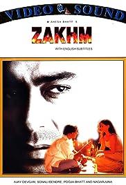 Zakhm(1998) Poster - Movie Forum, Cast, Reviews
