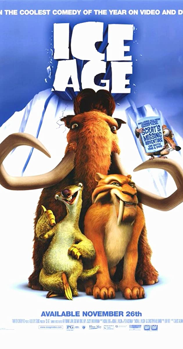 Ledynmetis / Ice Age (2002) Online