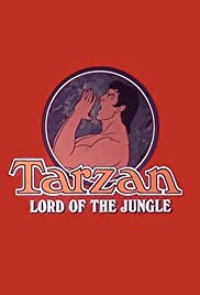 Tarzan at the Earth's Core Poster