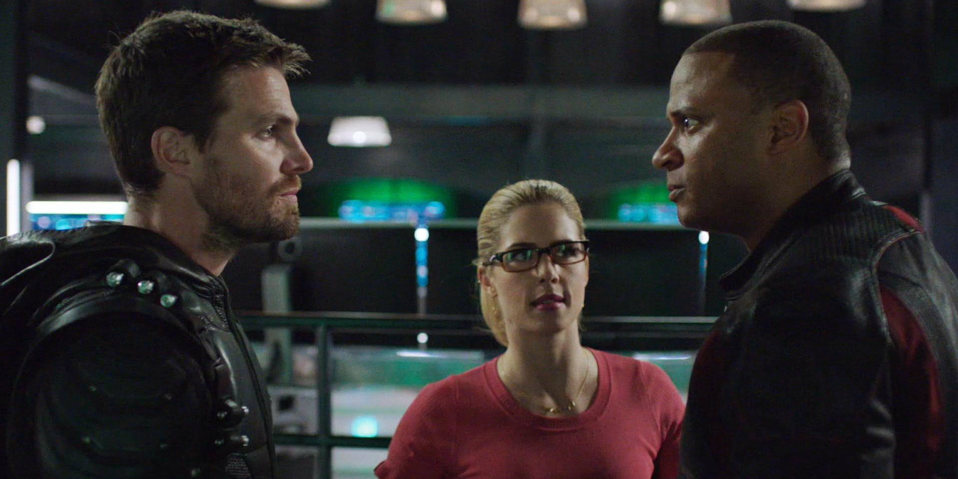 Arrow: Brothers in Arms | Season 6 | Episode 17