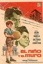 El niño y el muro Poster