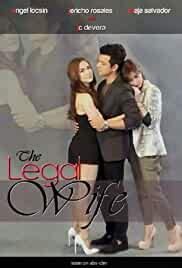 The Legal Wife Affiche