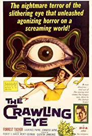 The Crawling Eye Poster