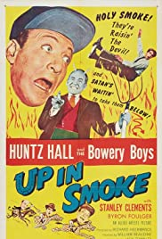 Up in Smoke (1957) Poster - Movie Forum, Cast, Reviews