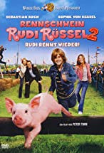 Primary image for Rudy: The Return of the Racing Pig