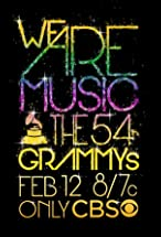 Primary image for The 54th Annual Grammy Awards