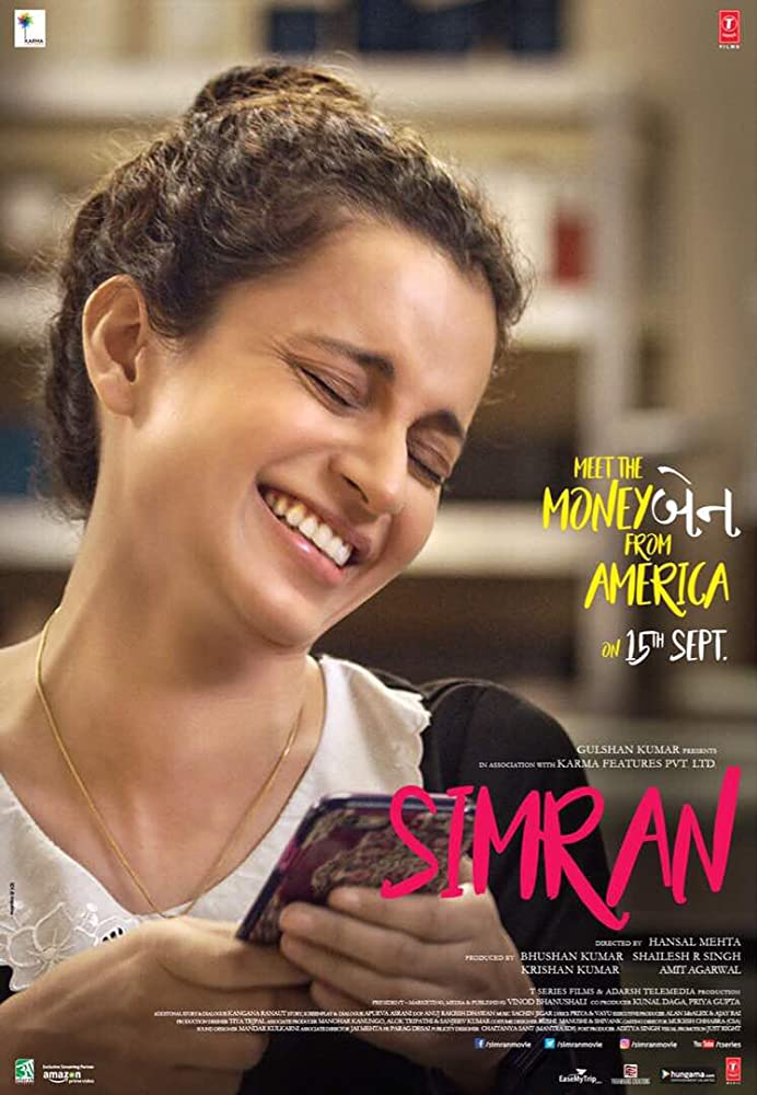 Simran Torrent 2017 Full HD Movie Free Download