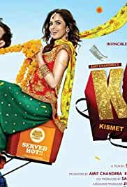 Kismet Love Paisa Dilli 2012 Hindi 720p 1.2GB DVDRip AAC MKV
