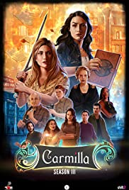 Carmilla Poster - TV Show Forum, Cast, Reviews