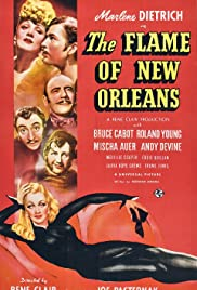 The Flame of New Orleans (1941) Poster - Movie Forum, Cast, Reviews