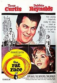The Rat Race(1960) Poster - Movie Forum, Cast, Reviews