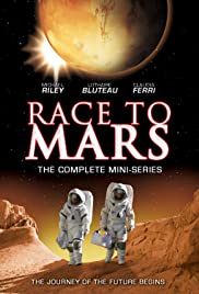 Race to Mars Poster - TV Show Forum, Cast, Reviews