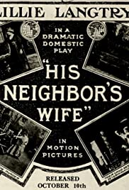 His Neighbor's Wife Poster