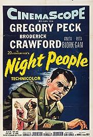 Night People(1954) Poster - Movie Forum, Cast, Reviews