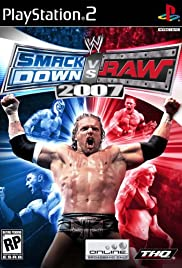 WWE SmackDown vs. RAW 2007 (2006) Poster - Movie Forum, Cast, Reviews