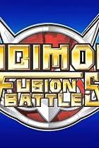 Image of Digimon Fusion Battles