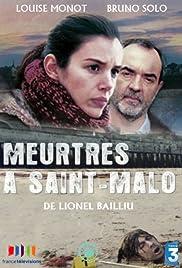 Meurtres à Saint-Malo Poster