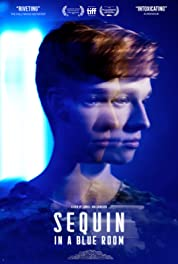 Sequin in a Blue Room (2020) poster