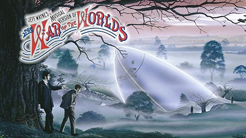 Jeff Wayne's Musical Version of 'The War of the Worlds' (2006)