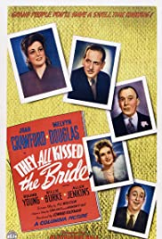 They All Kissed the Bride (1942) Poster - Movie Forum, Cast, Reviews