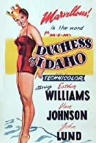 Duchess of Idaho (1950) Poster