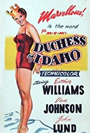 Duchess of Idaho (1950) Poster - Movie Forum, Cast, Reviews
