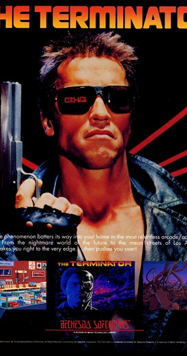 Terminator 2 The Game
