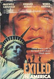 Exiled in America Poster