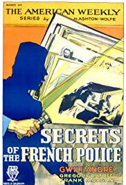 Secrets of the French Police(1932) Poster - Movie Forum, Cast, Reviews
