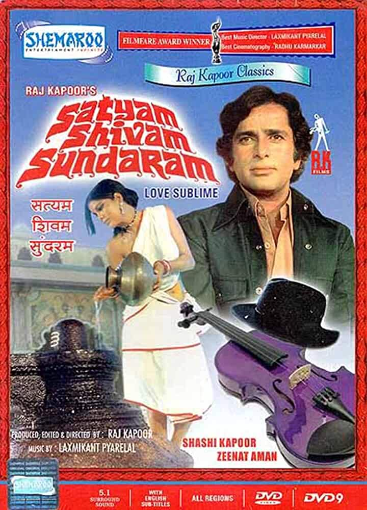 Satyam Shivam Sundaram 1978 Hindi 720p Bluray full movie watch online freee download at movies365.cc