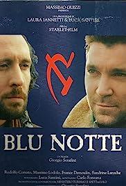 Blu notte Poster