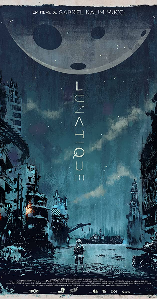 Videos: The Sci-fi Short Film Lunatique
