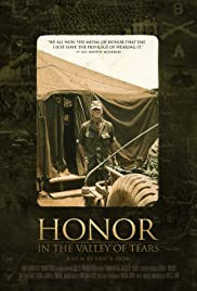 Honor in the Valley of Tears Poster