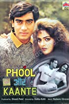 Phool Aur Kaante (1991) Poster