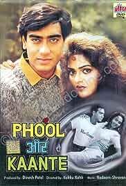 Phool Aur Kaante Poster