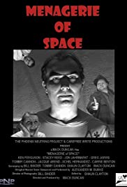 Menagerie of Space Poster